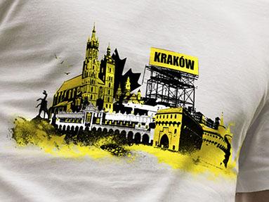T-shirt – Miasta