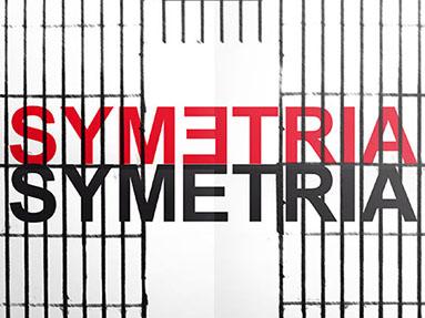 Symetria – plakat filmowy